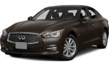 Colors, options and prices for the 2014 Infiniti Q50