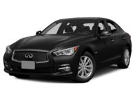Brief summary of 2014 Infiniti Q50 Hybrid vehicle information