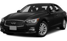 Colors, options and prices for the 2014 Infiniti Q50 Hybrid
