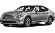 Colors, options and prices for the 2014 Infiniti Q70h