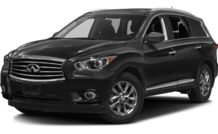 Colors, options and prices for the 2014 Infiniti QX60