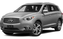 Colors, options and prices for the 2014 Infiniti QX60 Hybrid