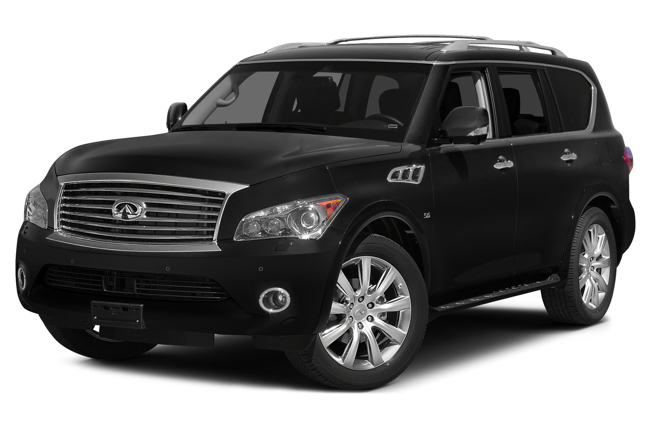 2014 Infiniti QX80 Base SUV for sale in Little Rock for $68,391 with 12,181 miles