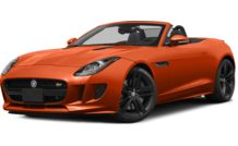 Colors, options and prices for the 2014 Jaguar F-TYPE