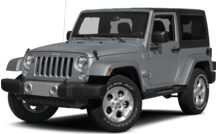 Colors, options and prices for the 2014 Jeep Wrangler
