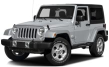 Colors, options and prices for the 2016 Jeep Wrangler