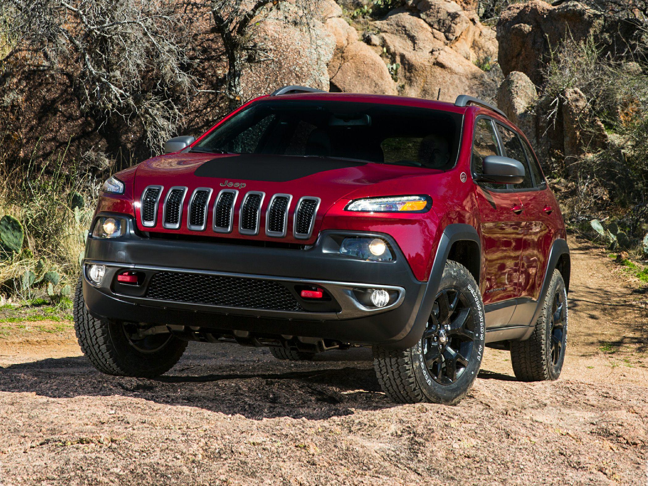 Car Repair Estimate >> 2017 Jeep Cherokee Reviews, Specs and Prices   Cars.com