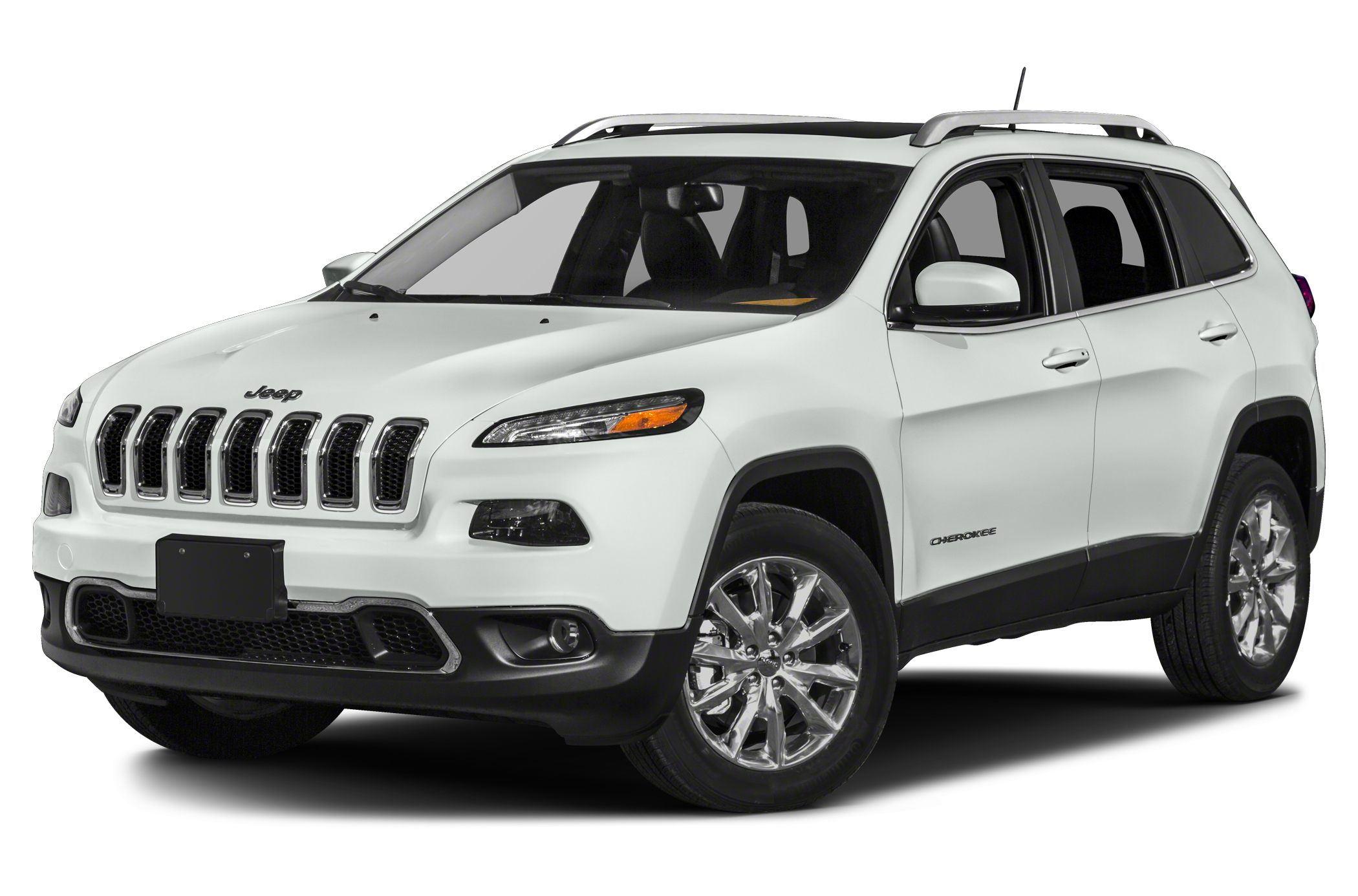 2014 Jeep Cherokee Limited SUV for sale in Kansas City for $34,007 with 0 miles.