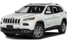 Colors, options and prices for the 2014 Jeep Cherokee