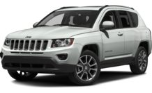 Colors, options and prices for the 2015 Jeep Compass