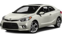 Colors, options and prices for the 2014 Kia Forte Koup