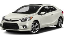 Colors, options and prices for the 2016 Kia Forte Koup