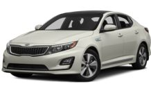Colors, options and prices for the 2015 Kia Optima Hybrid