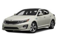 Brief summary of 2014 Kia Optima Hybrid vehicle information