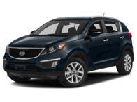 Brief summary of 2016 Kia Sportage vehicle information