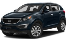 Colors, options and prices for the 2016 Kia Sportage