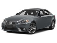 Brief summary of 2014 Lexus IS 250 vehicle information