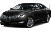 Colors, options and prices for the 2014 Lincoln MKZ Hybrid