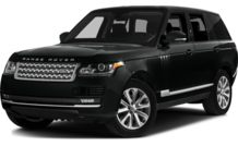 Colors, options and prices for the 2014 Land Rover Range Rover