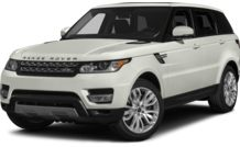 Colors, options and prices for the 2014 Land Rover Range Rover Sport