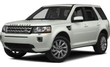 Colors, options and prices for the 2014 Land Rover LR2