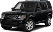 Colors, options and prices for the 2014 Land Rover LR4