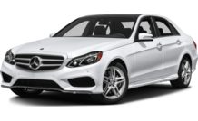 Colors, options and prices for the 2014 Mercedes-Benz E-Class