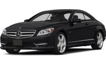 Colors, options and prices for the 2014 Mercedes-Benz CL-Class