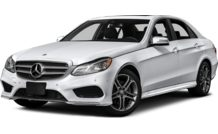 Colors, options and prices for the 2015 Mercedes-Benz E-Class