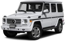 Colors, options and prices for the 2015 Mercedes-Benz G-Class