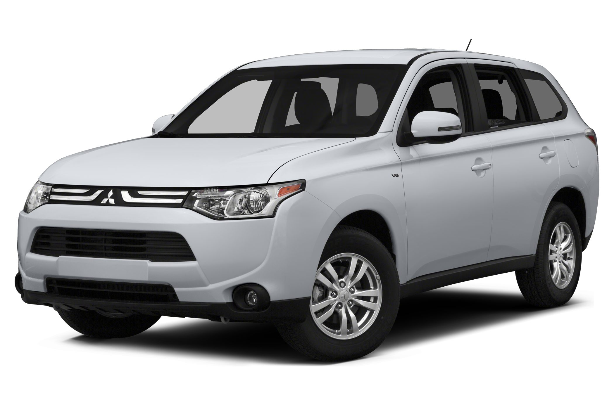 2014 Mitsubishi Outlander ES SUV for sale in Council Bluffs for $22,629 with 23,098 miles.