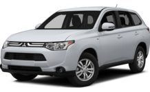 Colors, options and prices for the 2014 Mitsubishi Outlander
