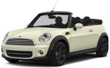 Colors, options and prices for the 2014 MINI Convertible