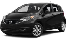 Colors, options and prices for the 2014 Nissan Versa Note