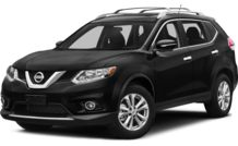 Colors, options and prices for the 2014 Nissan Rogue