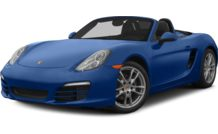 Colors, options and prices for the 2014 Porsche Boxster