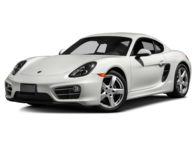 Brief summary of 2014 Porsche Cayman vehicle information