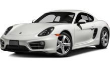 Colors, options and prices for the 2016 Porsche Cayman