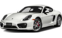 Colors, options and prices for the 2014 Porsche Cayman