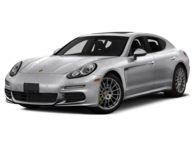Brief summary of 2014 Porsche Panamera E-Hybrid vehicle information