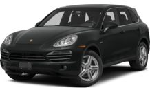 Colors, options and prices for the 2014 Porsche Cayenne Hybrid