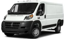 Colors, options and prices for the 2014 RAM ProMaster 1500