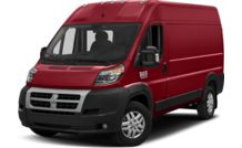 Colors, options and prices for the 2014 RAM ProMaster 2500
