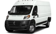 Colors, options and prices for the 2016 RAM ProMaster 3500
