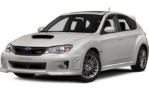 Colors, options and prices for the 2014 Subaru Impreza WRX