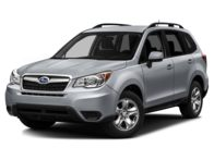 Brief summary of 2014 Subaru Forester vehicle information