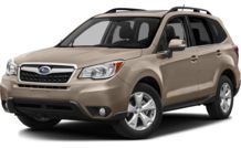 Colors, options and prices for the 2014 Subaru Forester