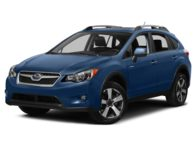 Brief summary of 2014 Subaru XV Crosstrek Hybrid vehicle information