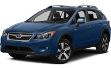 Colors, options and prices for the 2014 Subaru XV Crosstrek Hybrid