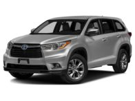 Brief summary of 2014 Toyota Highlander Hybrid vehicle information
